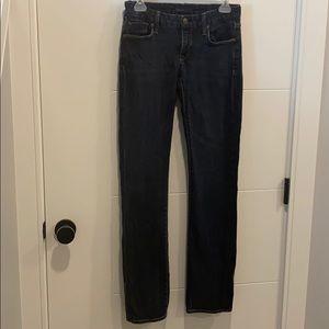 Fidelity Jeans size 25 slim fit